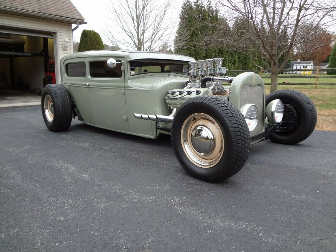 1930 Ford Model A built by Jason Graham Hot Rods for sale ...
