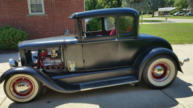 1930 ford model a five window coupe street rod for sale for 1930 ford 5 window coupe for sale