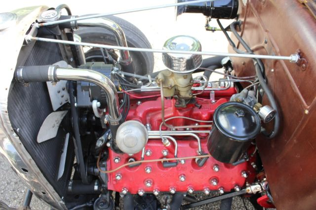 1930 Ford Model A Hot Rod Flathead V8 For Sale Ford