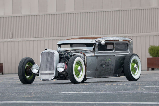 1930 ford model a rat rod fuel injected ford v8 5 speed. Black Bedroom Furniture Sets. Home Design Ideas