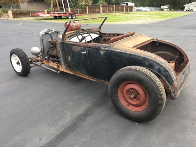 1930 FORD MODEL A ROADSTER RAT ROD / HOT ROD for sale ...