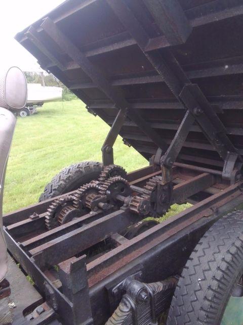 1930 Model  U0026quot Aa U0026quot  Ford 1ton Dump Truck For Sale