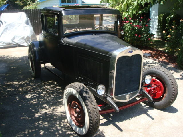 1930 model a ford 5w coupe five window project titled hot rat rod trog scta for sale ford. Black Bedroom Furniture Sets. Home Design Ideas