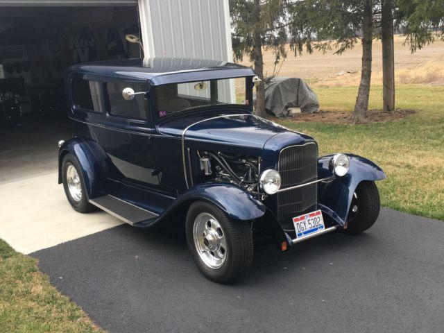 1930 model a two door sedan street rod for sale ford for 1930 ford model a two door sedan