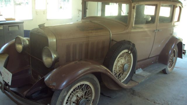 1930 Studebaker Touring For Sale Studebaker Dictator