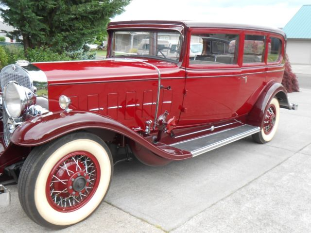 1931 cadillac v12 long wheelbase every nut and bolt. Black Bedroom Furniture Sets. Home Design Ideas