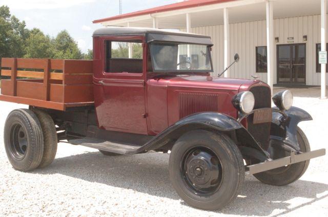 1931 chevrolet 1 1 2 ton hydraulic dump truck for sale chevrolet other pickups 1931 for sale. Black Bedroom Furniture Sets. Home Design Ideas