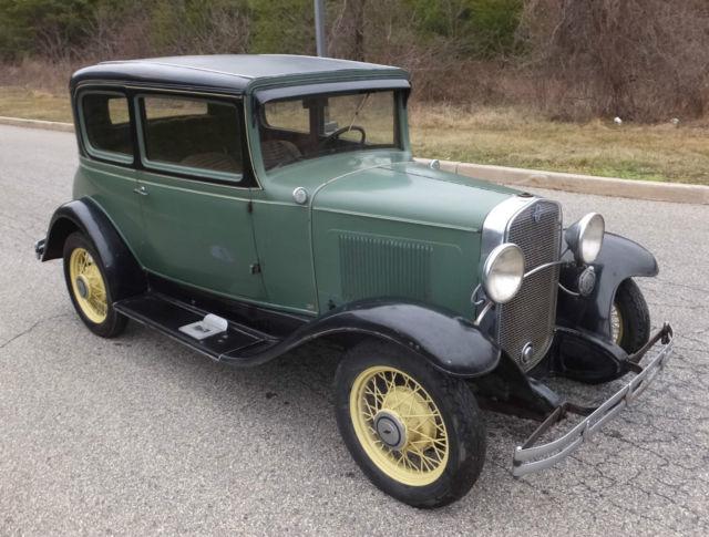 1931 CHEVROLET 5 PASSENGER COUPE for sale - Chevrolet ...