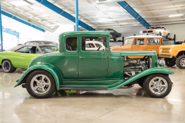 1931 chevrolet 5 window coupe steel body chevy 350 cid v8 for 1931 chevrolet 5 window coupe