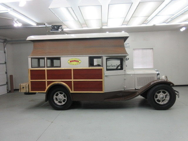 1931 dodge brothers motorhome house car for sale dodge for Motor house auto sales