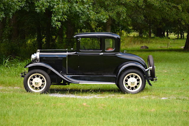 1931 ford 5 window coupe with rumble seat for sale ford for 1931 ford 5 window