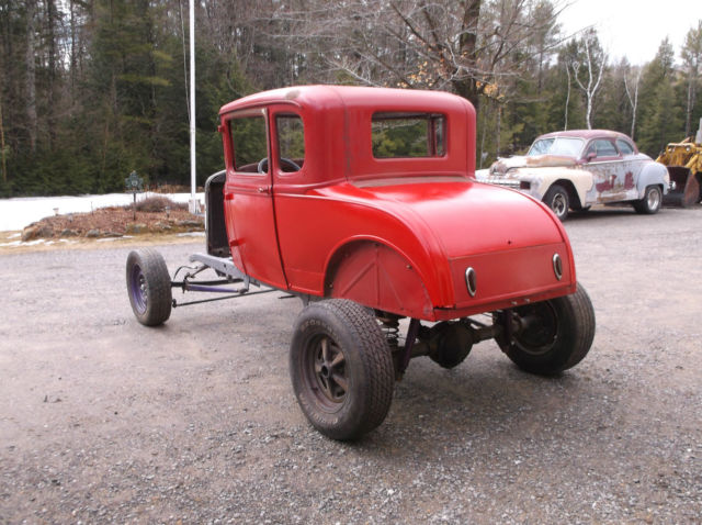 1931 ford model a 5 window coupe hotrod project look no reserve for sale ford other. Black Bedroom Furniture Sets. Home Design Ideas