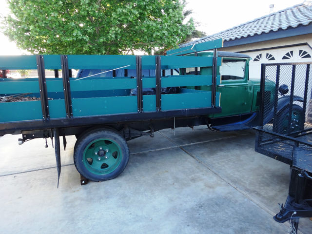Ford Model Aa Stake Bed Truck For Sale