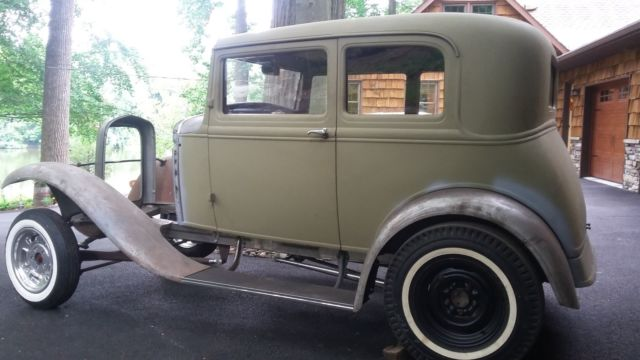 Keller Brothers Ford >> 1931 model a ford vicky 1932 victoria coupe hot rod gasser 32 ford project car for sale - Ford ...
