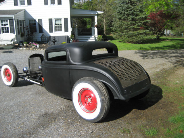 1932 3 Window Coupe Rat Rod For Sale Ford 3 Window Coupe