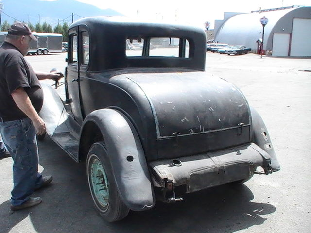1932 chevrolet 5 window coupe barn find for sale for 1932 chevrolet 5 window coupe