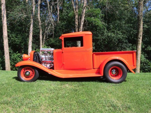 1932 Street Rod Parts : Chevrolet pickup street rod hot for sale