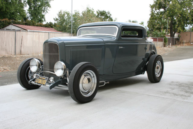 1932 ford 3 window coupe hot rod street rod 1933 1934 1936 for 1932 ford three window coupe for sale