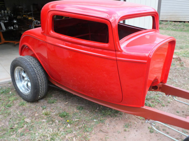 1932 ford 5 window body only for 1932 ford 3 window coupe steel body