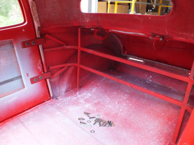 1932 Ford 3 Window Coupe Painted Fiberglass body only for