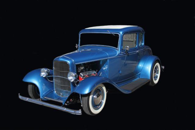 1932 ford 5 window coupe fiberglass fenders steel body for 1932 ford 5 window fiberglass body
