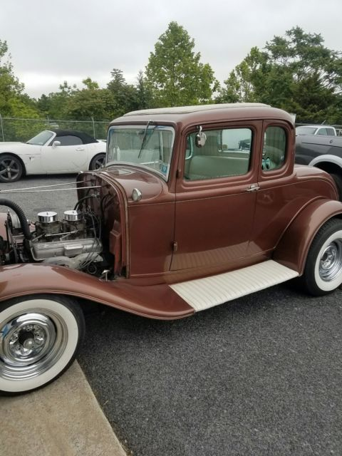 1932 ford 5 window coupe henry ford steel body for sale