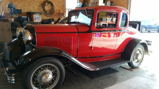 1932 ford 5 window coupe model b excellent not chopped for 1932 ford 5 window coupe steel body kits