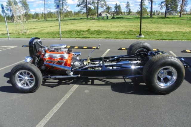 1932 Ford Chassis Frame Roadster Coupe Sedan Model A for