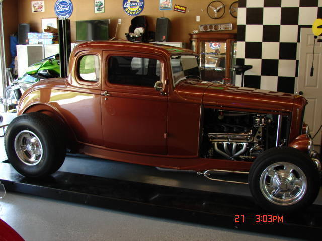 1932 Ford Coupe Five Window Henry Steel For Sale Ford