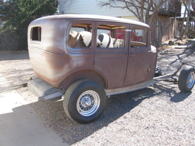 1932 ford deuce four door project for sale ford deluxe for 1932 ford four door