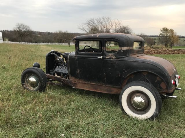 1932 Ford Frame Amp 1932 Ford Title 1931 Five Window Coupe