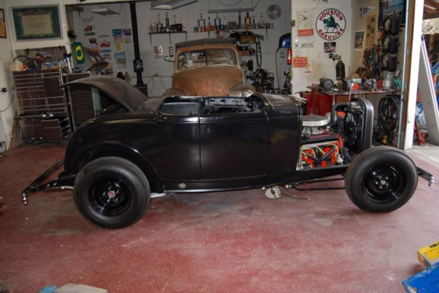 Ford Full Fendered Roadster All Steel Project Brookville Body So Cal Nice