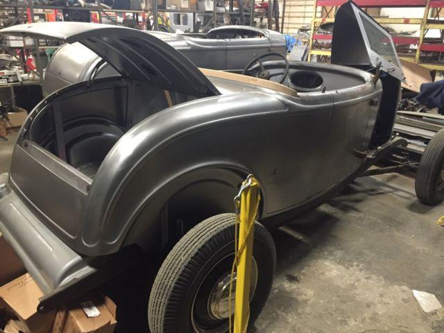 1932 Ford Highboy W Original Frame Amp Flathead Amp New Steel
