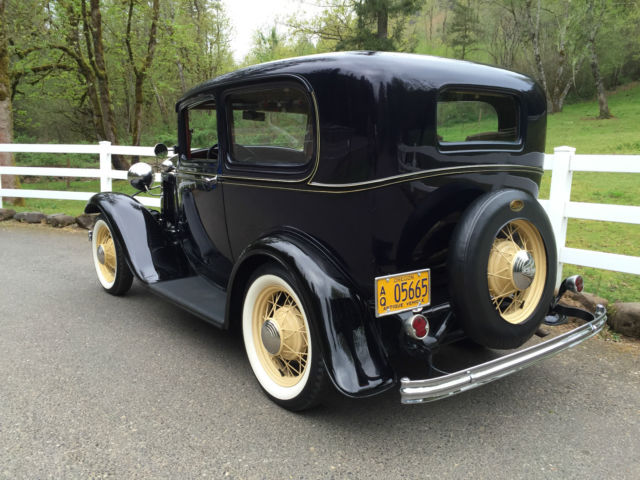 1932 ford mercury lincoln 2dr sedan all henry ford exxceptioal condition for sale ford other 1932 for sale in portland oregon united states davids classic cars