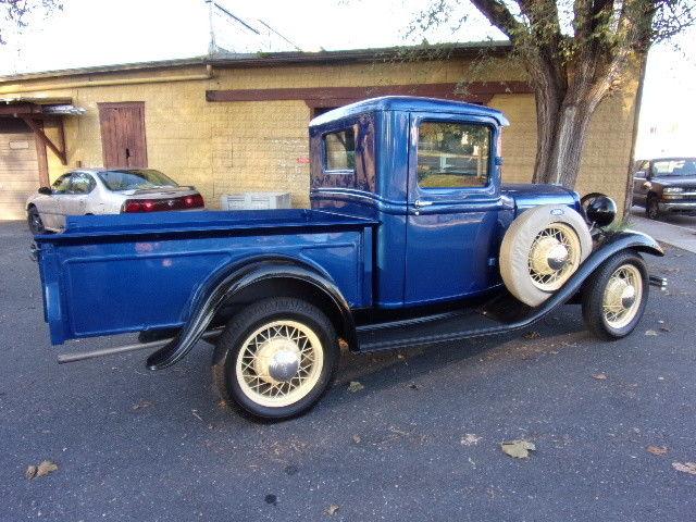 1932 ford model b pickup truck original 4 cylinder deuce hot rod rat rod for sale ford other. Black Bedroom Furniture Sets. Home Design Ideas