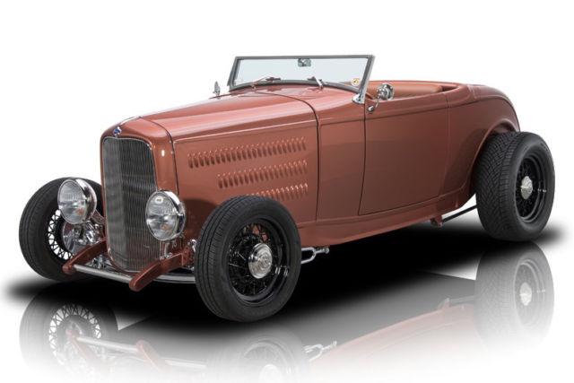 1932 ford roadster 6126 miles sierra gold roadster 351 v8 5 speed manual for sale ford other. Black Bedroom Furniture Sets. Home Design Ideas