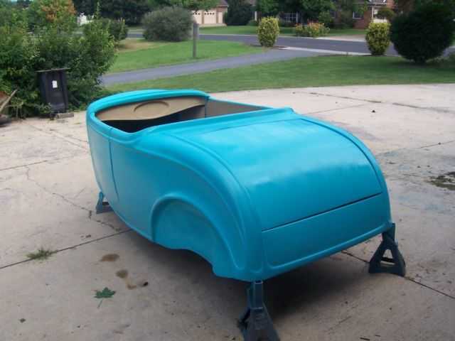 1932 FORD ROADSTER BODY-FIBERGLASS for sale - Ford Other 1932 for