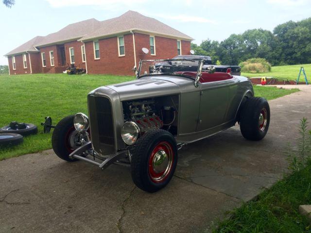 1932 ford steel roadster flathead v8 with fuel injection high end show car for sale ford. Black Bedroom Furniture Sets. Home Design Ideas