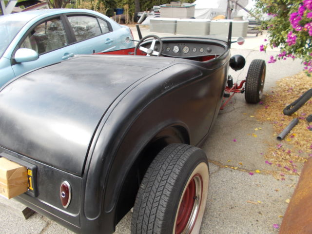 1932 HENRY FORD ROADSTER 32 DEUCE rat hot rod gasser SBC