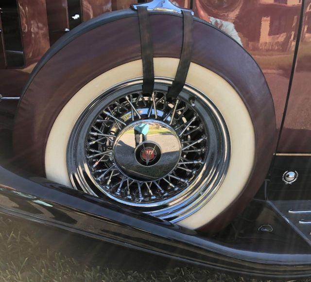 1933 Cadillac V-16 Convertible