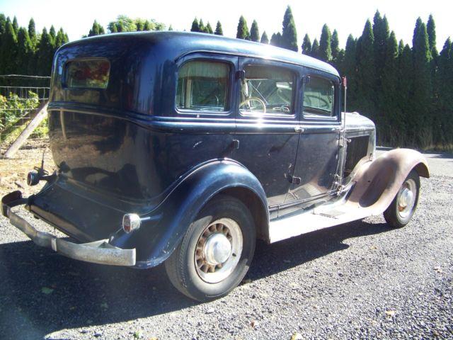 1933 dodge four door sedan old 60 39 s custom very solid car for 1933 plymouth 4 door sedan for sale