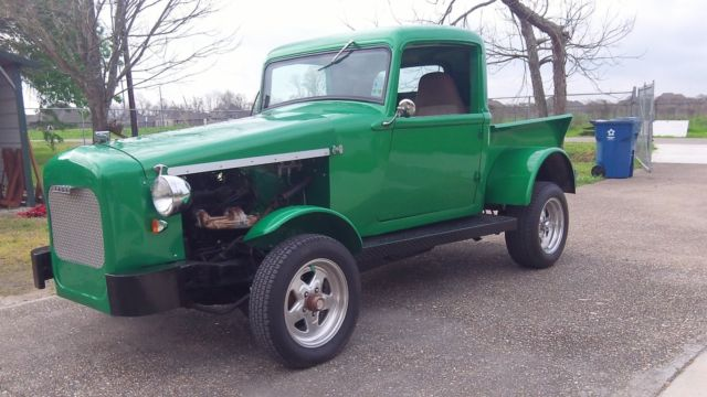1933 dodge hot rod pickup truck custom all metal body with. Black Bedroom Furniture Sets. Home Design Ideas