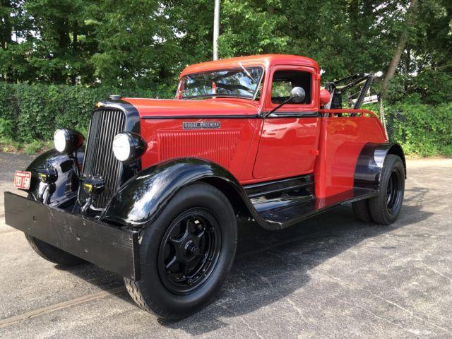 1933 dodge model h 44 2 ton wrecker tow truck for sale dodge g90 1933 for sale in la porte