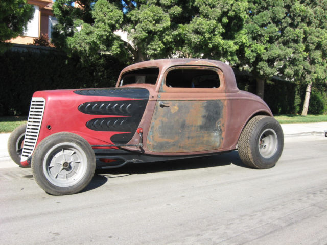 1933 ford 3 window coupe project henry steel chopped lakes for 1933 ford 3 window coupes for sale