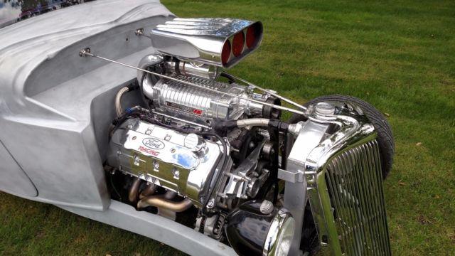 Terminator Mustang Rods
