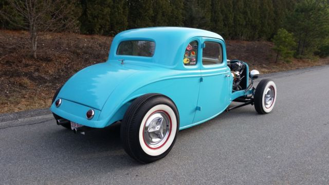1933 ford 5 window coupe hot rod 409 chevy 33 hotrod 1932 for 1932 chevy 5 window coupe