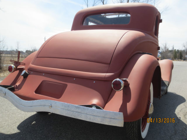 1933 ford 5w coupe project car 1932 1940 1934 hot rod for for 1934 ford 3 window coupe for sale in canada