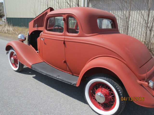1933 ford 5w coupe project car 1932 1940 1934 hot rod for for 1932 ford 5 window coupe project for sale