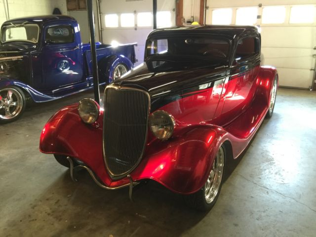 1933 Ford Coupe High End Sema Award Winning Show Car World