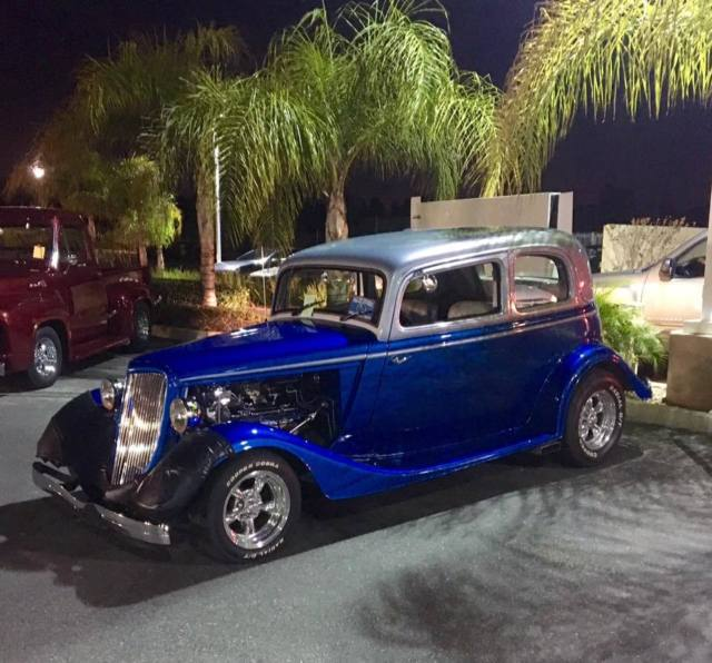 1933 Ford Vicky 2 Door Sedan For Sale